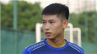 Trọng Hùng: 'Tôi được HLV Park Hang Seo khen tiến bộ'