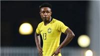 Tiền đạo nhập tịch tuyển Malaysia: 'Chúng tôi mạnh hơn tuyển Việt Nam'