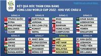Lịch thi đấu vòng loại World Cup 2022 bảng G: Indonesia đấu với Việt Nam, Thái Lan vs UAE