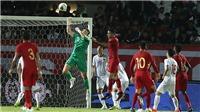 Vòng loại World Cup 2022: 'Vết gợn' nhỏ nơi hàng phòng ngự đội tuyển Việt Nam