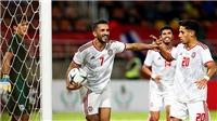 UAE mất chân sút số 1 trong chuyến làm khách trước Việt Nam