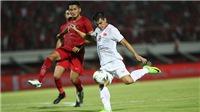 Đội tuyển Indonesia lập kỷ lục buồn sau trận thua Việt Nam
