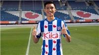 Văn Hậu trở lại Hà Lan, chờ cơ hội ra mắt Heerenveen