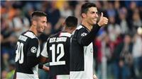 Juventus 3-0 Bayer Leverkusen: Ronaldo lại xô đổ hàng loạt kỷ lục
