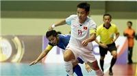 Futsal Việt Nam là đối thủ ưa thích của Thái Lan