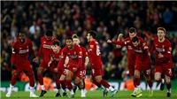 Liverpool 5-5 (pen 5-4) Arsenal: Rượt đuổi khó tin, Liverpool vào tứ kết cúp Liên đoàn Anh