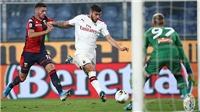 Genoa 1-2 AC Milan: Trận đấu điên rồ với 4 thẻ đỏ, Reina từ tội đồ thành người hùng