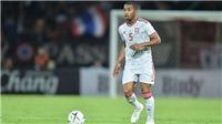 Tiền vệ Ali Salmeen: 'Việt Nam tiến bộ nhiều nhưng UAE muốn giành 3 điểm'