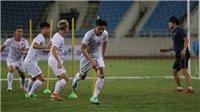 Tuyển Việt Nam rèn tốc độ trước trận đấu với UAE (VTC1, VTC3, VTV5 trực tiếp)