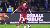 Tuyển thủ Thái Lan: 'Làm khách trước tuyển Việt Nam không hề dễ dàng'