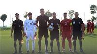 U22 Việt Nam 2-2 U22 Myanmar: Đức Chinh tỏa sáng, Trọng Đại rách mí mắt
