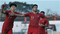 Bóng đá SEA Games 30: U22 Indonesia là đối thủ đáng gờm của U22 Việt Nam và U22 Thái Lan