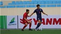 Xem bóng đá trực tiếp U22 Lào vs Singapore, SEA Games 30. VTV6, VTV5 trực tiếp