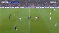 Real Madrid 2-2 PSG: Eden Hazard 'xâu kim' trọng tài trước khi rời sân vì chấn thương