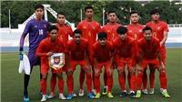 Trực tiếp bóng đá U22 Myanmar vs Philippines, SEA Games 30. Xem VTV6, VTV5