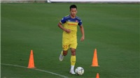 Hà Minh Tuấn: 'Tôi sẽ ghi bàn vào lưới UAE nếu được chọn'