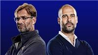 Liverpool vs Man City: Guardiola và Klopp giờ như Ferguson với Wenger ngày xưa