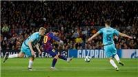 Kết quả Cúp C1 sáng nay: Barca hòa đội yếu. Chelsea và Ajax rượt đuổi ngoạn mục. Dortmund thắng ngược Inter