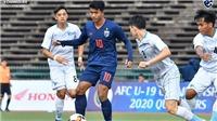 U19 Thái Lan thắng 21-0 ở vòng loại U19 châu Á 2020
