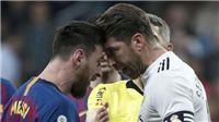 Đoạn clip những pha 'triệt hạ' Messi của Ramos gây sốt trước thềm Kinh điển