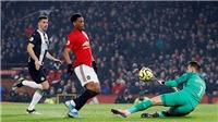 MU 4-1 Newcastle: Martial, Rashford và Greenwood tỏa sáng, MU thắp lại hy vọng top 4