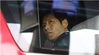 Trở về Thái Lan, HLV Nishino nói gì về thất bại ở SEA Games 2019?
