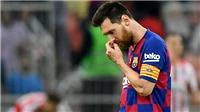 Barcelona 2-3 Atletico: Messi bất lực nhìn Atletico vào chung kết Siêu cúp TBN 2020