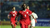 U23 Jordan 2-1 U23 Triều Tiên: Chơi lấn át, Jordan giành 3 điểm đầy thuyết phục