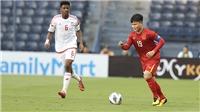"""Truyền thông Hàn Quốc: """"U23 Việt Nam phản công không còn hiệu quả như 2 năm trước"""""""