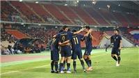 U23 Thái Lan vào tứ kết U23 châu Á 2020 sau trận hòa Iraq