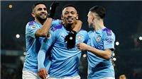 Man City 2-1 Everton: Show diễn của Gabriel Jesus