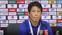 HLV Akira Nishino: 'Tôi chưa gia hạn hợp đồng với Thái Lan'