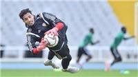 U23 châu Á 2020: Thủ môn U23 UAE đánh giá cao trận ra quân gặp U23 Việt Nam