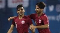 VTV6 VTV5 trực tiếp bóng đá hôm nay: U23 Qatar vs U23 Syria, U23 châu Á 2020