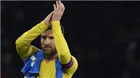 ĐIỂM NHẤN Napoli 1-1 Barca: Messi mờ nhạt, Barca hòa may. Vẫnbị ám ảnh sân khách