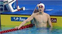 VĐV bơi lội Trung Quốc Sun Yang bị cấm thi đấu 8 năm vì sử dụng doping