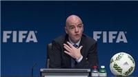 FIFA sẽ hủy bỏ loạt trận quốc tế trong thời gian tới vì virus Corona?