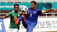 Thua U23 Uzbekistan, U23 Thái Lan vẫn chưa bị loại, có thể gặp U23 Việt Nam
