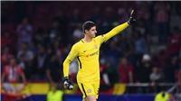 NÓNG: Thibaut Courtois tự ý bỏ tập, đòi rời Chelsea để tới Real Madrid