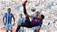 ĐIỂM NHẤN Sociedad 1-2 Barca: Messi chơi mờ nhạt. Ter Stegen là điểm sáng duy nhất
