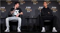 Ronaldo và Messi bị chỉ trích thậm tệ vì 'thiếu tôn trọng đồng nghiệp và thế giới bóng đá'