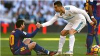 Messi: 'Real sẽ yếu đi khi mất Ronaldo. Juventus là ứng cử viên nặng ký ở Champions League'