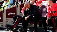 ĐIỂM NHẤN West Ham 3-1 M.U: Khó hiểu với đội hình ra sân của Mourinho. Old Trafford ngày càng loạn