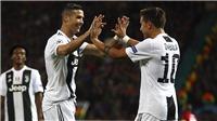 ĐIỂM NHẤN M.U 0-1 Juventus: Hàng công M.U quá vô hại. M.U chưa phải bài test thực sự cho Juve