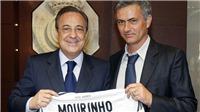 Vì sao Ronaldo và Guardiola là chìa khoá cho kế hoạch đưa Mourinho về Real của Perez?
