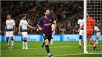 ĐIỂM NHẤN Tottenham 2-4 Barca: Huyền diệu Messi, đẳng cấp Barcelona, Spurs trả giá