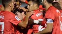 Real Madrid thắng tưng bừng ở Cúp nhà Vua dưới tay HLV tạm quyền Solari