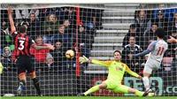 Bournemouth 0-4 Liverpool: Liverpool đại thắng nhờ cú hat-trick xuất sắc của Salah