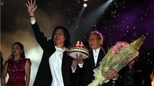 Nhạc sĩ Nguyễn Ánh 9 khóc vì Nửa thế kỷ âm nhạc