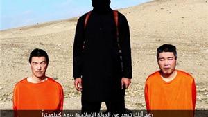 IS dọa giết 2 con tin sau 72 tiếng nếu Nhật Bản không nộp 200 triệu USD